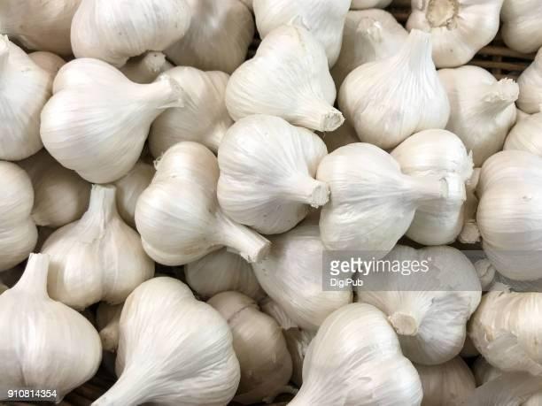 Garlic from Aomori Prefecture