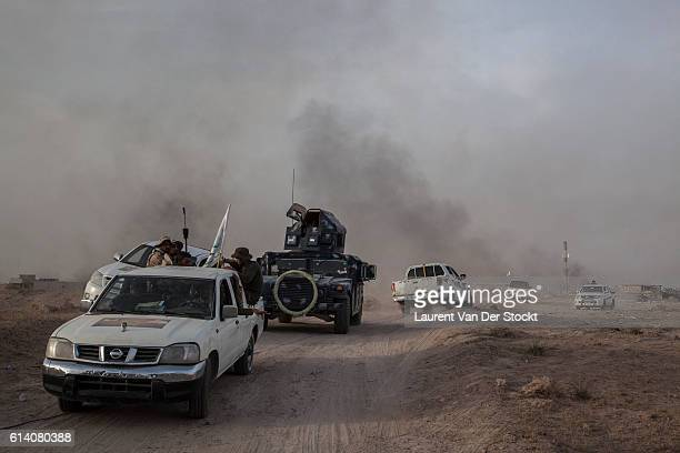 Garma Iraq 23 May 2016'nThe fall of Fallujah in the hands of IS since more than two years began with the reconquest of its main suburb Garma'nThe...