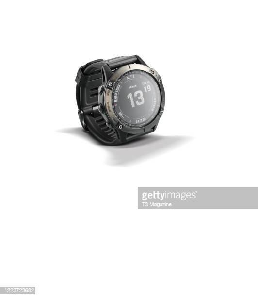 Garmin Fenix 6 Pro sports watch, taken on October 27, 2019.