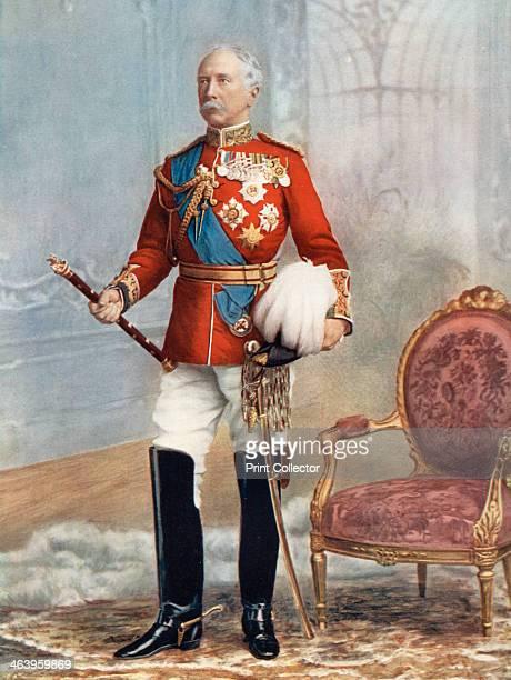 Garnet Joseph Wolseley, 1st Viscount Wolseley, British Field Marshal, 1902. Irish-born Wolseley served in Burma, the Crimean War, the Indian Sepoy...
