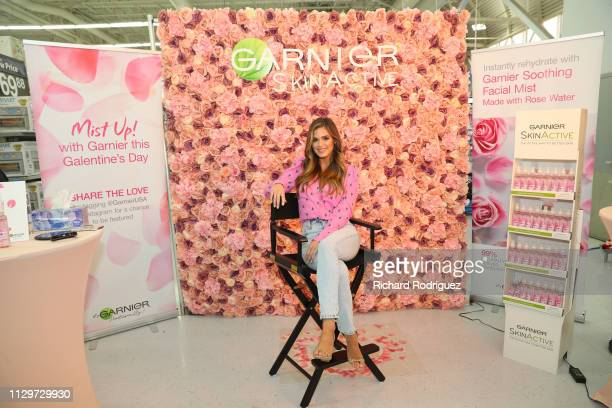 Garnier Hosts Meet Greet with JoJo 3Fletcher at Walmart on February 13 2019 in Arlington Texas