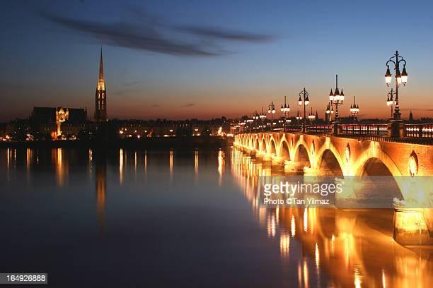 Garonne Reflections