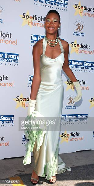 Garren Taylor during 2nd Annual Spotlight Humane Celebrating Cruelty Free Fashion at Hollywood Palladium in Hollywood California United States