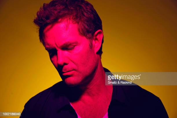 Garret Dillahunt from AMC's 'Fear the Walking Dead' poses for a portrait in the Getty Images Portrait Studio powered by Pizza Hut at San Diego 2018...