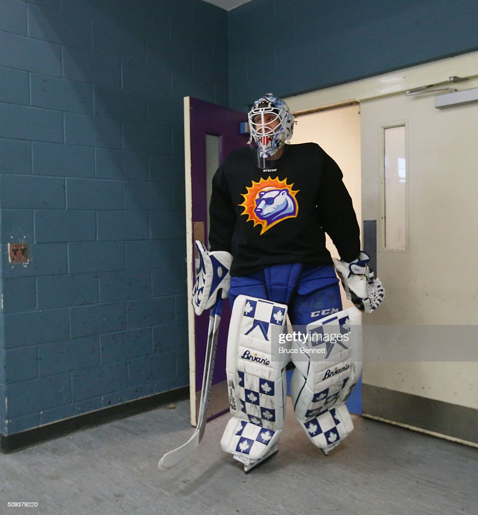 A Week With The Orlando Solar Bears