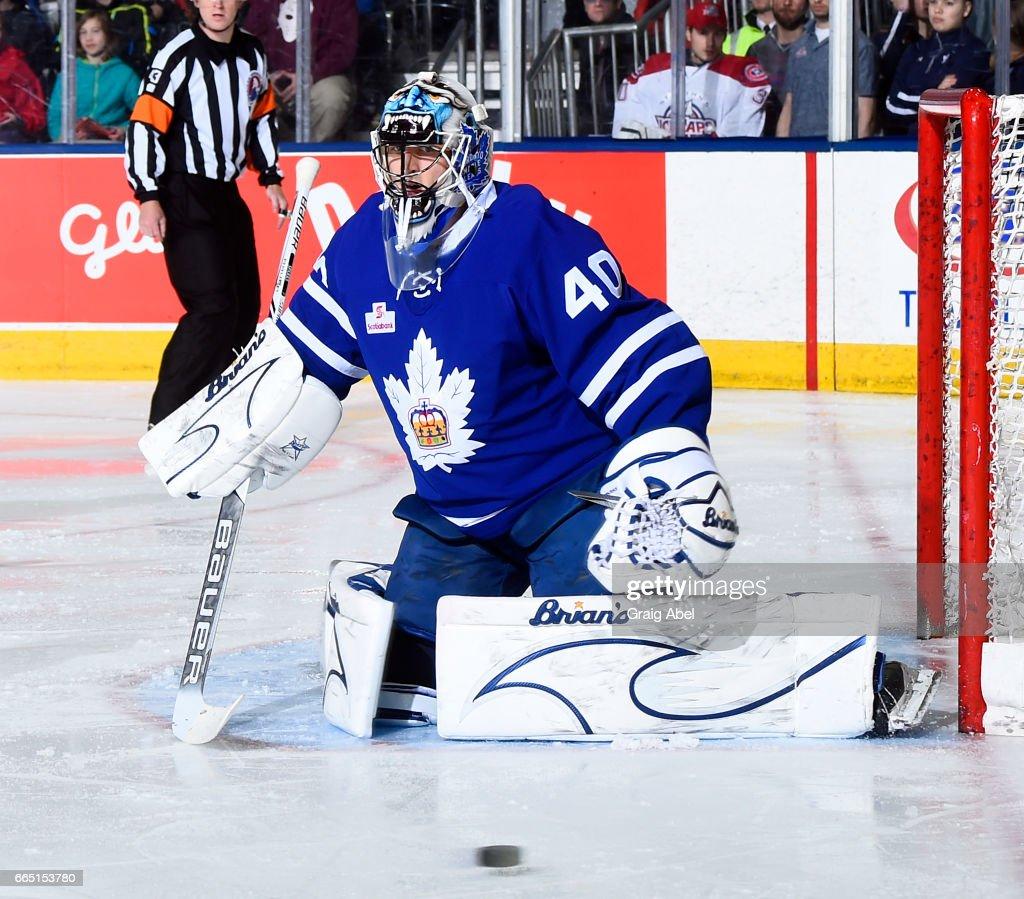 St John's Ice Caps v Toronto Marlies