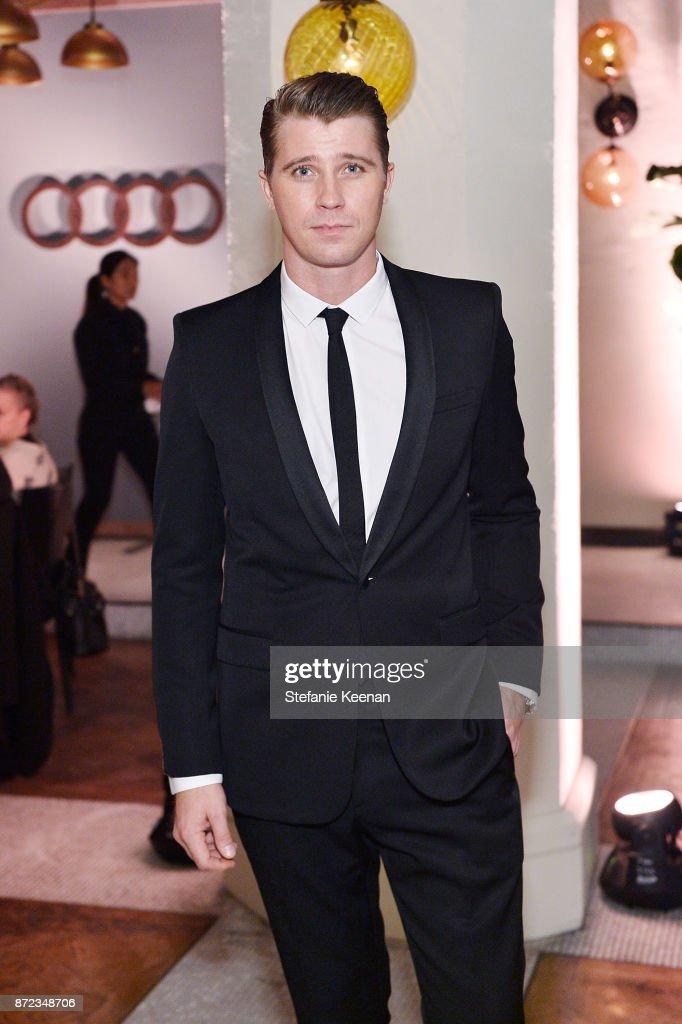 Garrett Hedlund attends Audi Hosts Opening Night Dinner For AFI & Netflix 'Mudbound' at Hollywood Roosevelt Hotel on November 9, 2017 in Hollywood, California.
