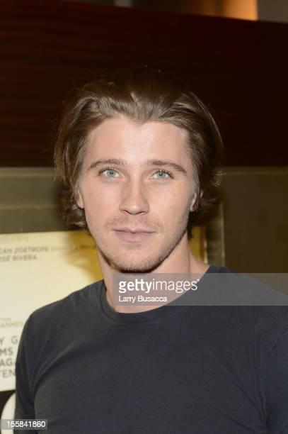 Garrett Hedlund attends 'On The Road' New York Screening on November 8 2012 in New York United States