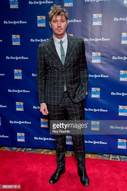 Garrett Hedlund attends the 2017 IFP Gotham Awards at Cipriani Wall Street on November 27 2017 in New York City