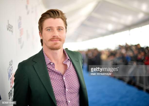 Garrett Hedlund attends the 2018 Film Independent Spirit Awards on March 3 2018 in Santa Monica California