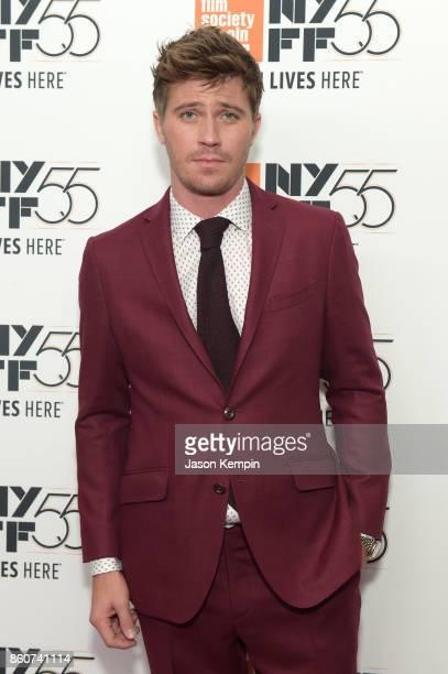 Garrett Hedlund attends the 55th New York Film Festival screening of 'Mudbound' at Alice Tully Hall in New York on October 12 2017