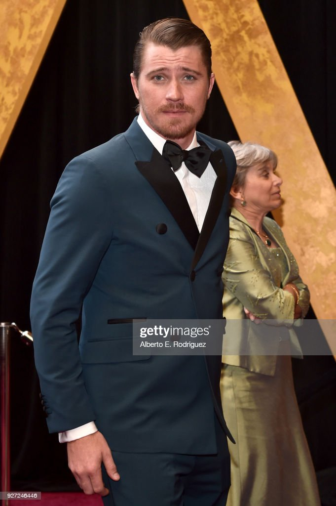 Garrett Hedlund attends the 90th Annual Academy Awards at Hollywood & Highland Center on March 4, 2018 in Hollywood, California.