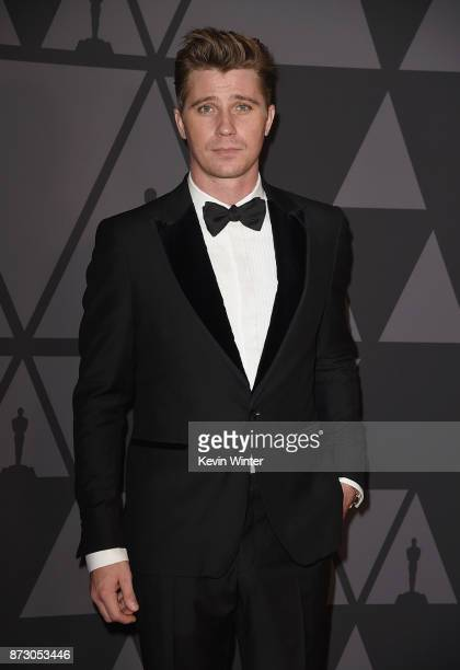 Garrett Hedlund attends the Academy of Motion Picture Arts and Sciences' 9th Annual Governors Awards at The Ray Dolby Ballroom at Hollywood Highland...