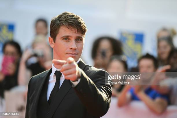 Garrett Hedlund attends the Gala Presentation of Mudbound at the 2017 Toronto International Film Festival at Roy Thomson Hall in Toronto Canada on...
