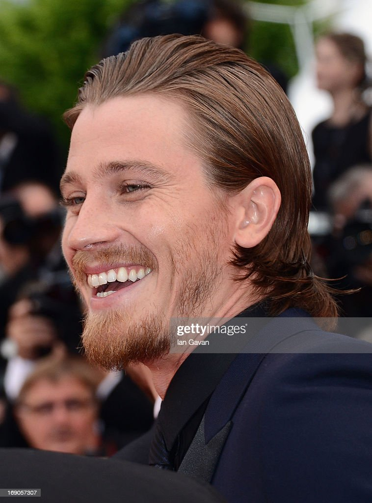 Garrett Hedlund attends the 'Inside Llewyn Davis' Premiere during the 66th Annual Cannes Film Festival at Grand Theatre Lumiere on May 19, 2013 in Cannes, France.