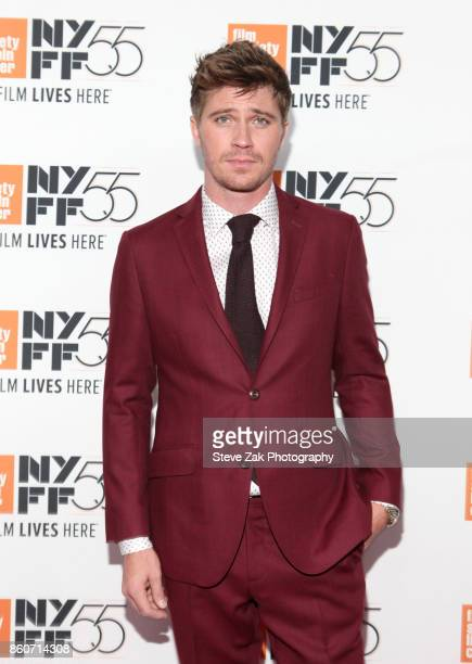 Garrett Hedlund attends the 'Mudbound' screening during the 55th New York Film Festival at Alice Tully Hall on October 12 2017 in New York City