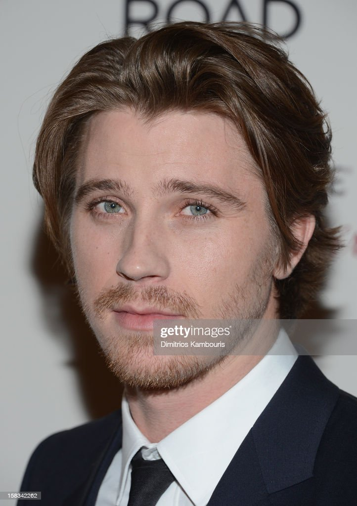 Garrett Hedlund attends the 'On The Road' New York Premiere at SVA Theater on December 13, 2012 in New York City.