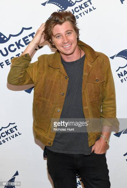 Garrett Hedlund attends the screening of 'Burden' at the 2018 Nantucket Film Festival Day 4 on June 23 2018 in Nantucket Massachusetts
