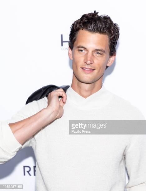 Garrett Neff attends The Daily Front Row 7th Fashion Media Awards at The Rainbow Room at Rockefeller Center