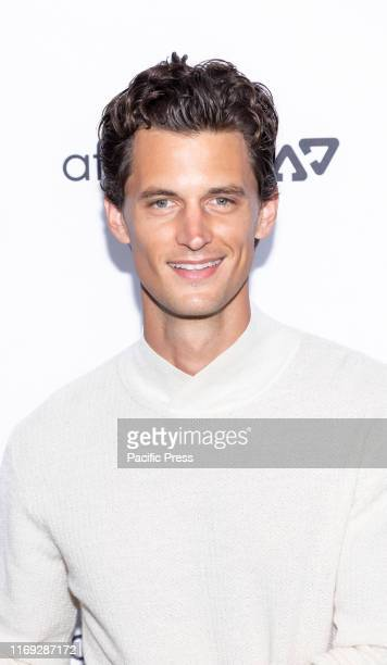 Garrett Neff attends The Daily Front Row 7th Fashion Media Awards at The Rainbow Room at Rockefeller Center