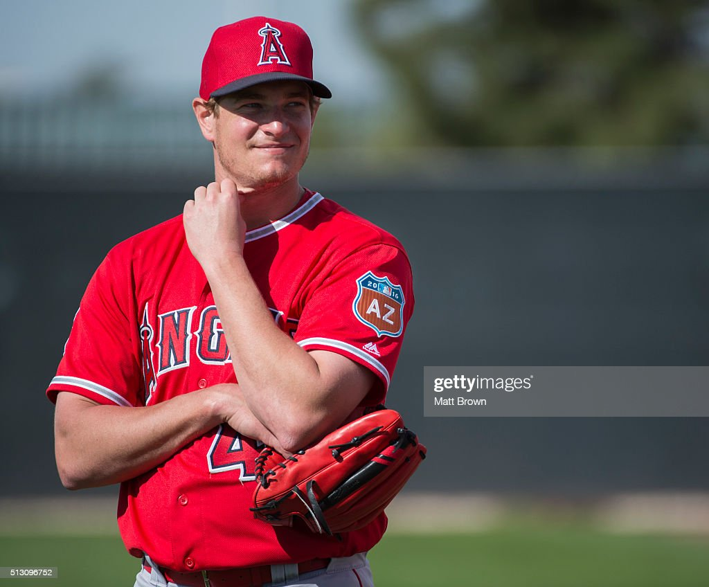 Los Angeles Angels of Anaheim Workout