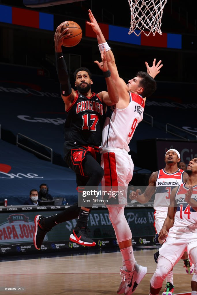 Chicago Bulls v Washington Wizards : News Photo