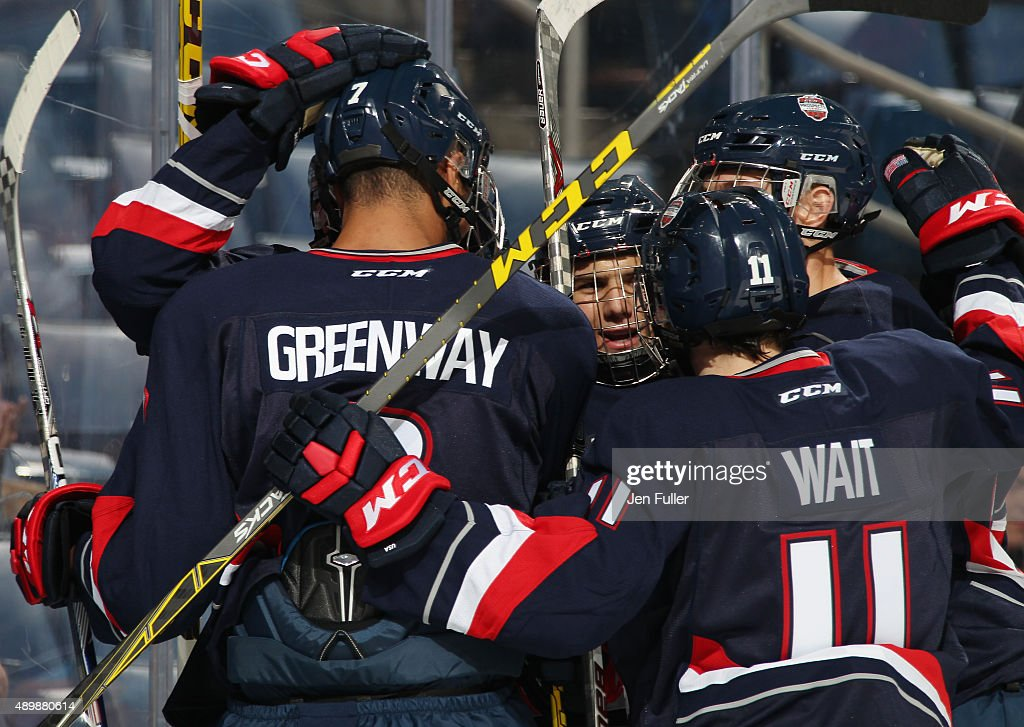 CCM/USA Hockey All-American Prospects Game : News Photo