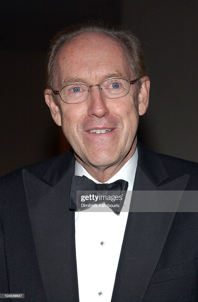 Garrick Utley during 23rd Annual News and Documentary Emmy Awards at Mariott Marquis Hotel in New York City, New York, United States.