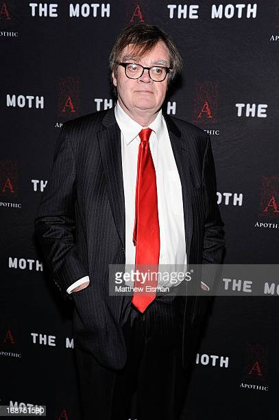 Garrison Keillor attends the 2013 Moth Ball at Hudson Theatre on May 14 2013 in New York City