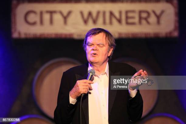 Garrison Keillor performs at City Winery on October 4 2017 in New York City