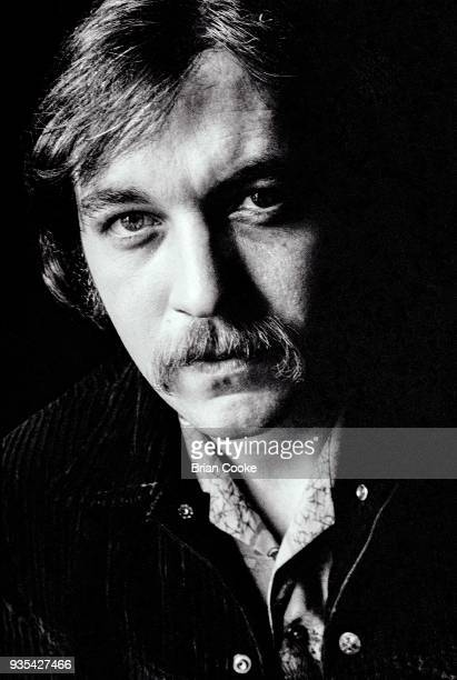 Garry Brooker of Procol Harum photographed at The Theatre Royal in London's Covent Garden on 6th May 1972