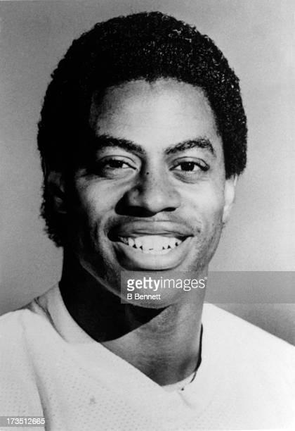 Garry Cobb of the Detroit Lions poses for a portrait circa 1980 in Detroit, Michigan.