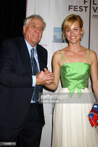 Garry Marshall Amber Valletta during Opening Night of the Tribeca Film Festival with the premiere of Raising Helen at Tribeca Performing Arts Center...
