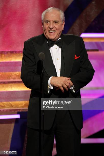 Garry Marshall at AMC's 22nd Annual American Cinematheque Award at the Beverly Hilton Hotel on October 12 2007 in Beverly Hills California