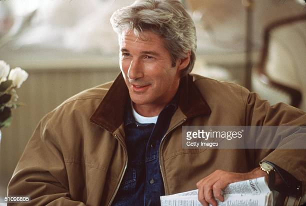 """Garry Marshall's Newest Romantic Comedy, """"Runaway Bride."""" Richard Gere Plays Ike Graham, A Journalist Covering The Story Of Why Everybody Calls..."""