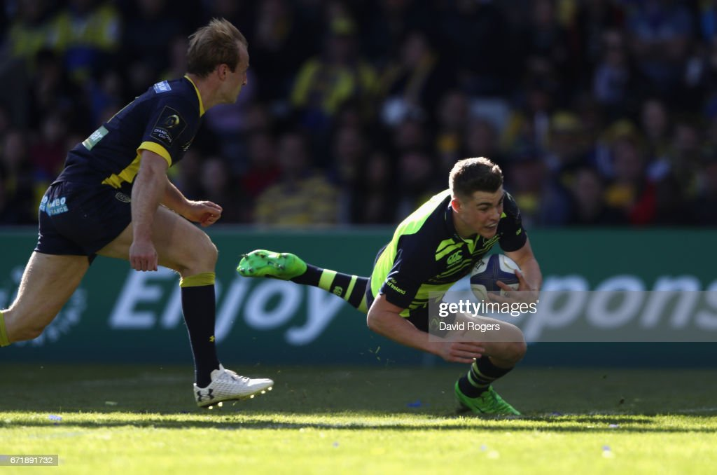 ASM Clermont Auvergne v Leinster - European Rugby Champions Cup : News Photo