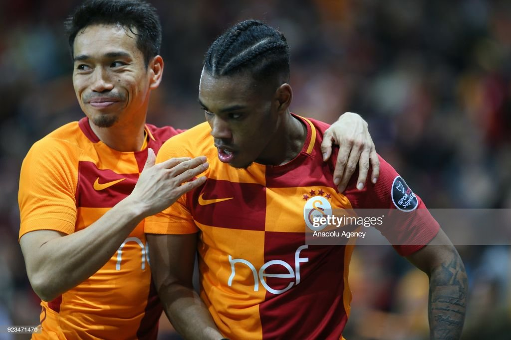 Galatasaray vs Bursaspor: Turkish Super Lig : News Photo