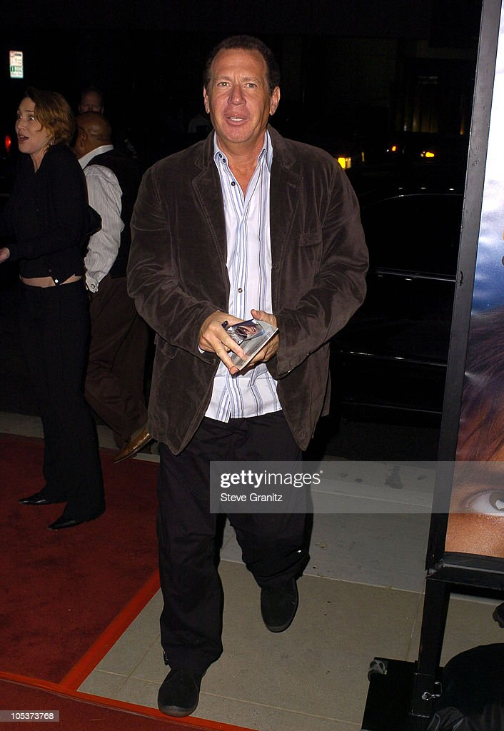 Garry Shandling during 'Eternal Sunshine Of The Spotless Mind' - Los Angeles Premiere at Academy Theatre in Beverly Hills, California, United States.