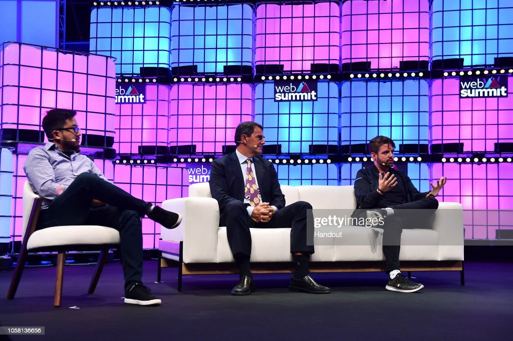 Web Summit 2018 In Lisbon : News Photo