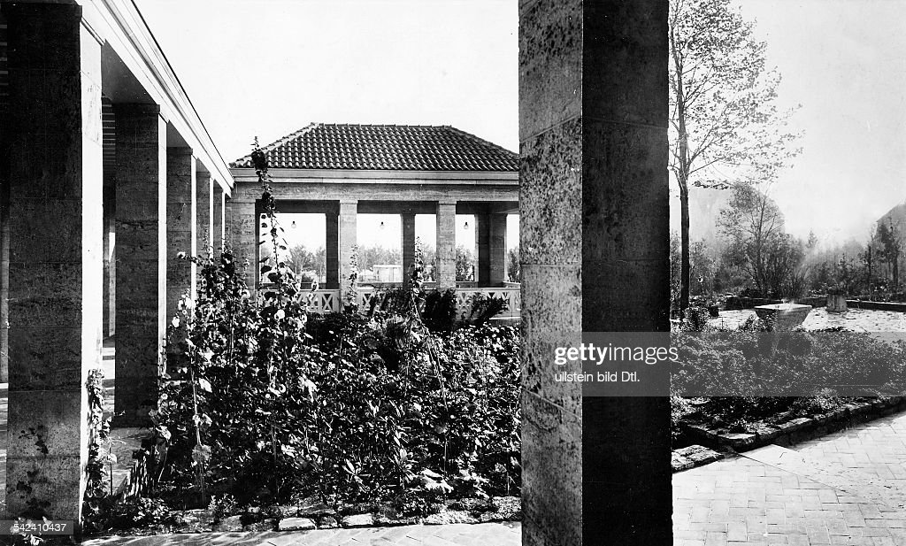 Villa Dahlem villa in berlin dahlem erbaut behrens pictures getty images