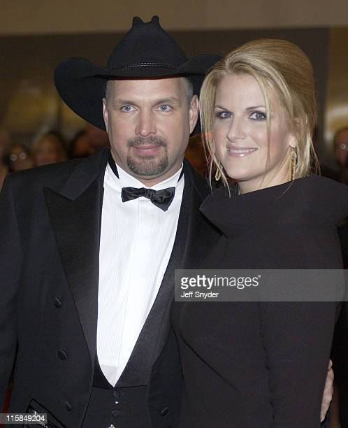 Garth Brooks and Trisha Yearwood during 26th Annual Kennedy Center Honors at John F Kennedy Center for the Performing Arts in Washington DC United...