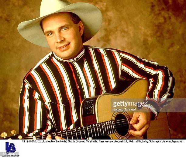 Garth Brooks Nashville Tennessee August 15 1991