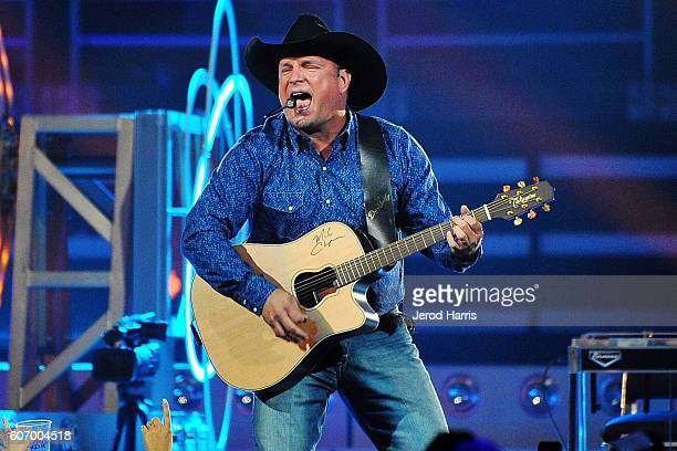 Garth Brooks performs at the Honda Center on September 16 2016 in Anaheim California