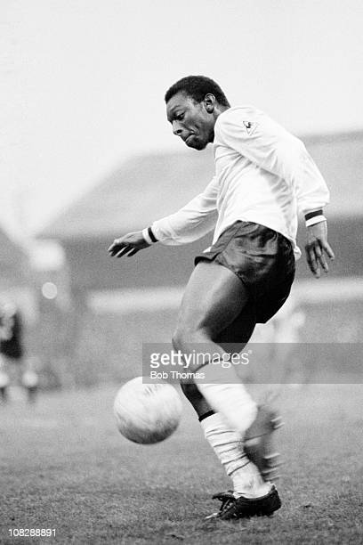 Garth Crooks of Tottenham Hotspur during the Tottenham Hotspur v Manchester City Division 1 match played at White Hart Lane London on the 20th...