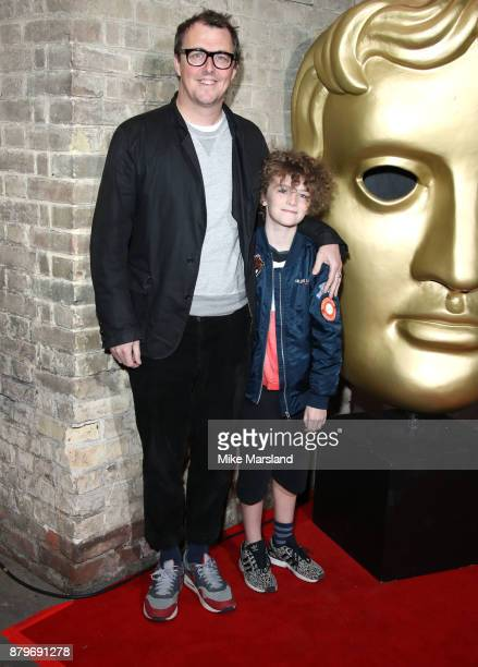 Garth Jennings attends the BAFTA Children's awards at The Roundhouse on November 26 2017 in London England