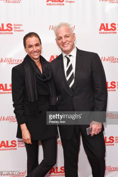 Garth Kemp attends ALS Golden West Chapter Hosts Champions For Care And A Cure at The Fairmont Miramar Hotel Bungalows on December 2 2017 in Santa...