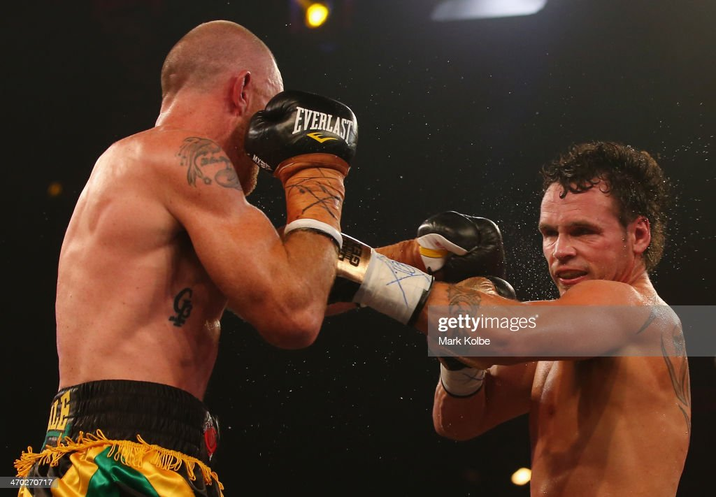Daniel Geale v Garth Wood
