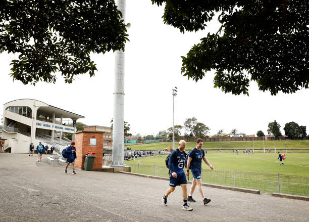 AUS: Geelong Cats Training Session