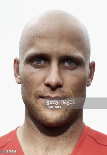 Gary Ablett of the Gold Coast Suns poses during the 2012 AFL Captains Photo Call at The Museum of Contemporary Art on March 22 2012 in Sydney...