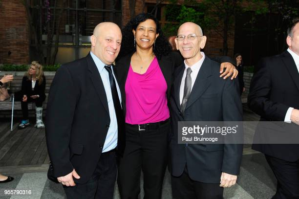 Gary Altheim Theonyl Cuevas and Gary Schulman attend the 2018 Change Maker Awards at Carnegie Hall on May 7 2018 in New York City